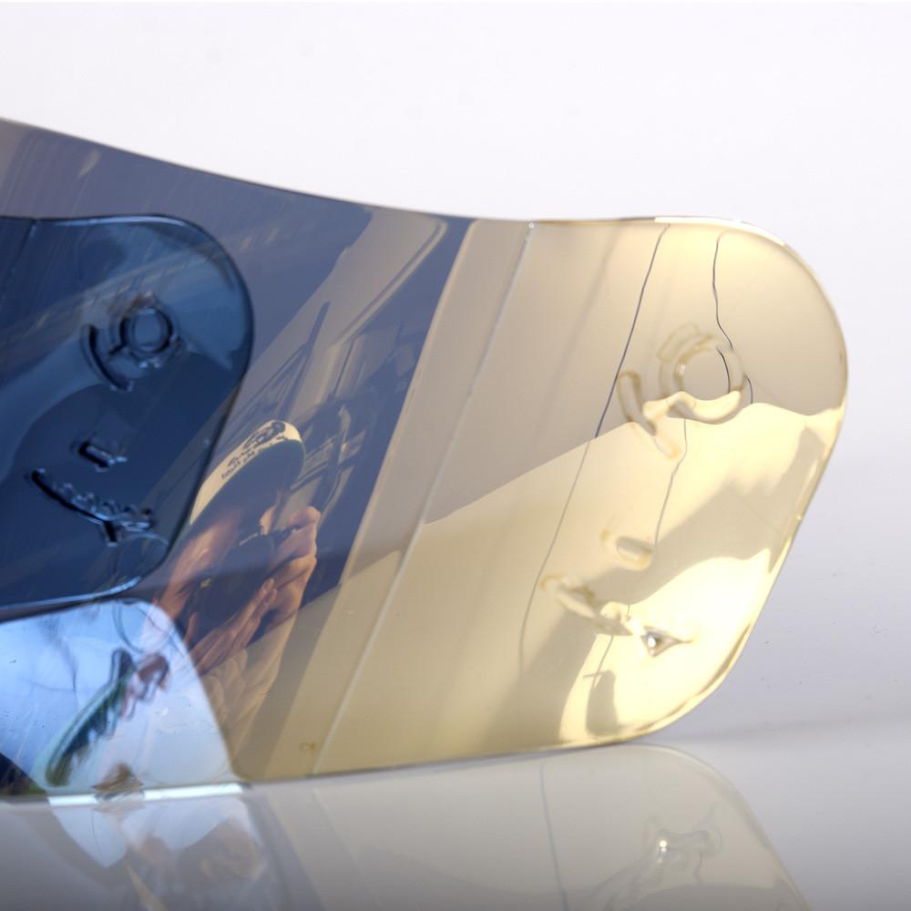 HJC Visir Spegel Guld