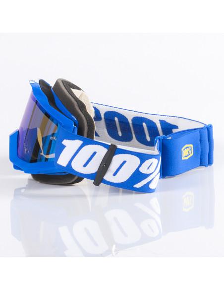100% Accuri Crossglasögon Blå