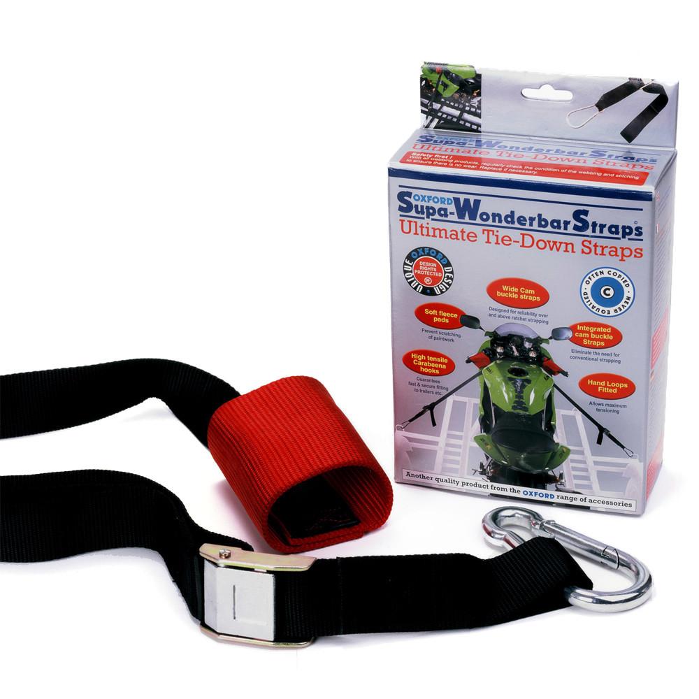 Oxfords wupa-wonderbar straps