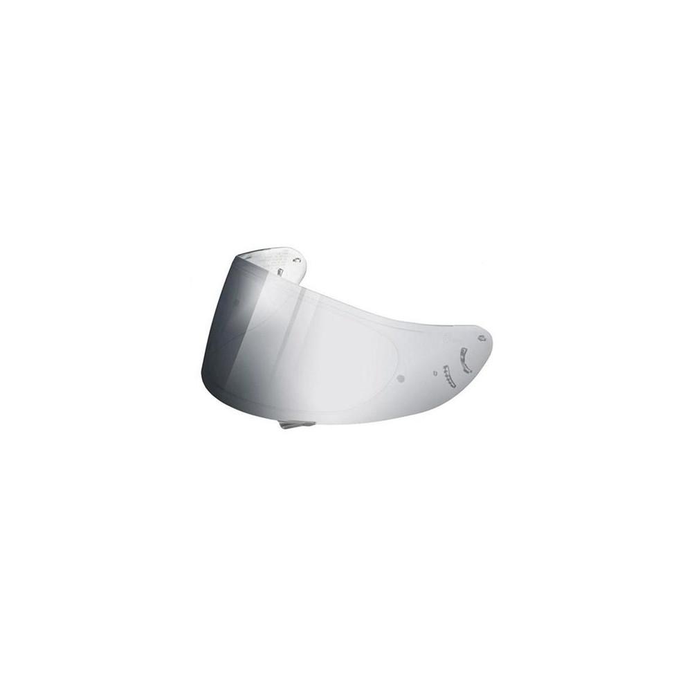 Shoei CW-1 visir spegel silver