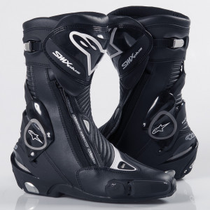 Alpinestars SMX Plus Mc Stövel Svart