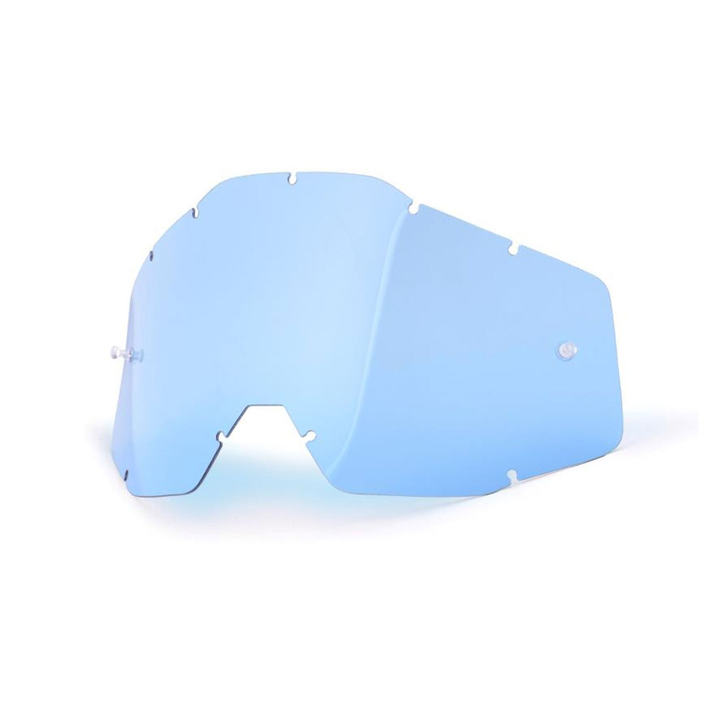 100% Replacement Lens Blue