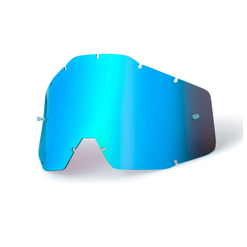 100% Youth Replacement Lens Blue Mirror