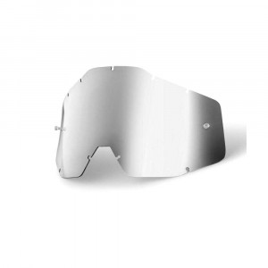 100% Youth Replacement Lens Silver Mirror