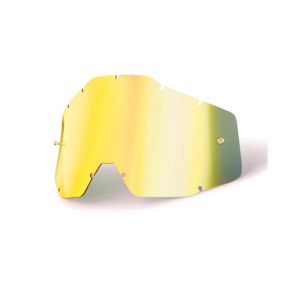 100% Youth Replacement Lens Gold Mirror