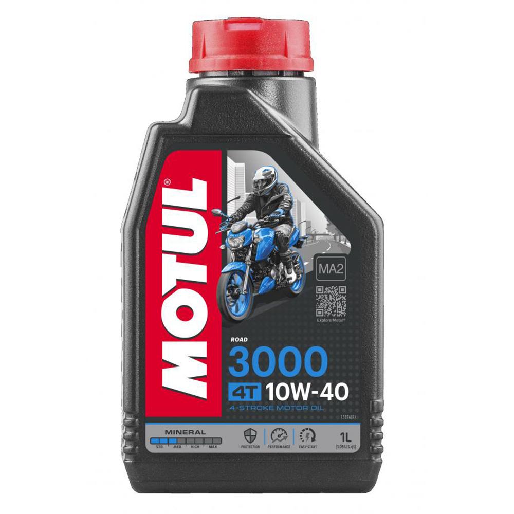 Motul 3000 4T 10w-40 1 L
