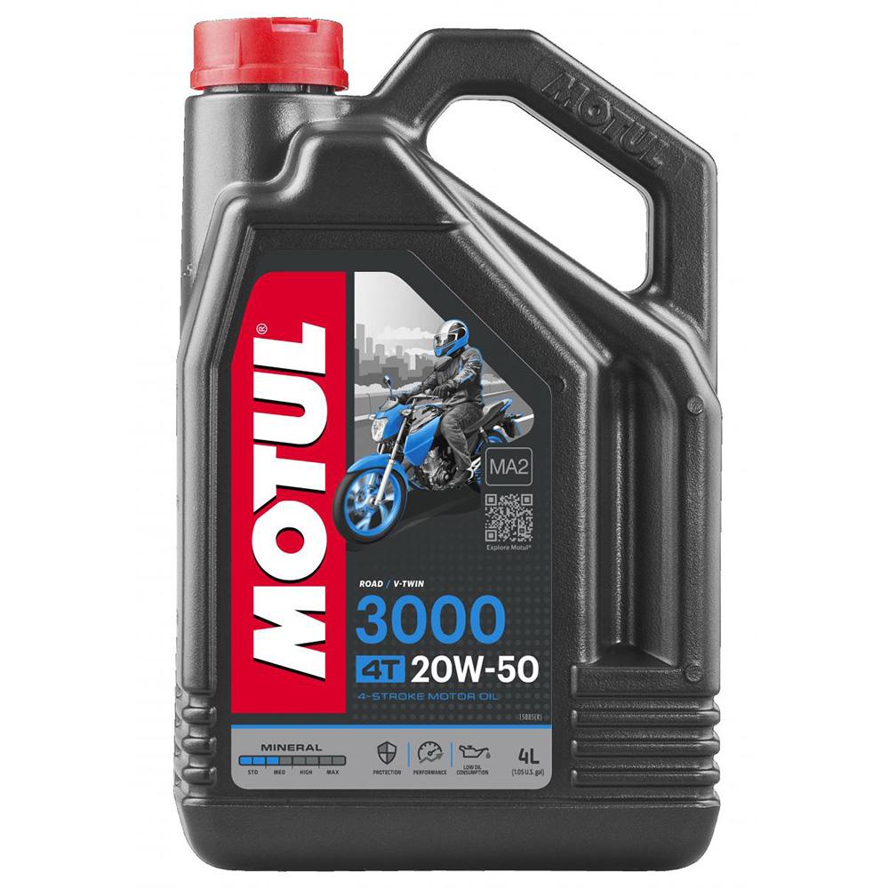 Motul 3000 4T 20w-50 4 L