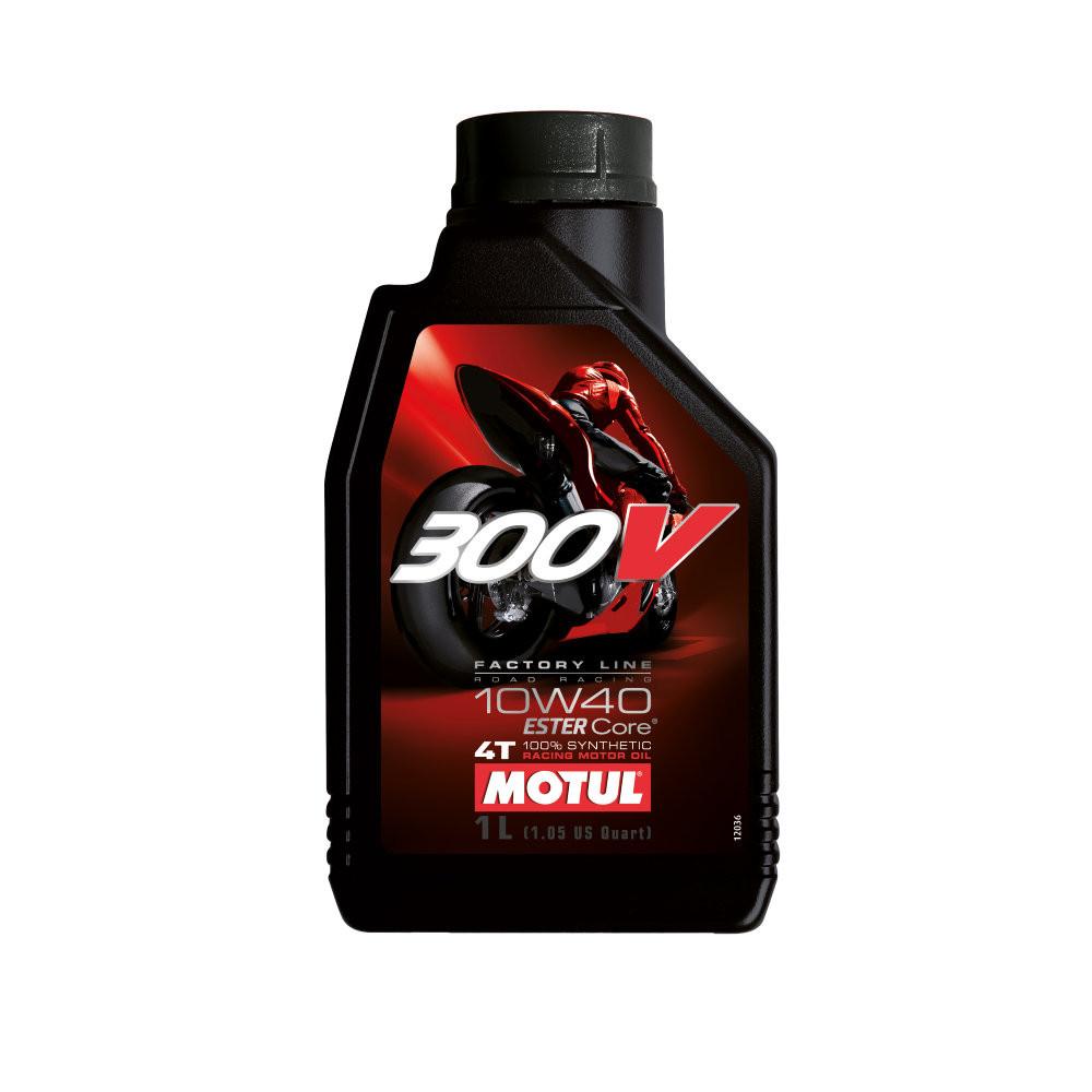 Motul 300V 4T Factory Line 10w-40 1 L