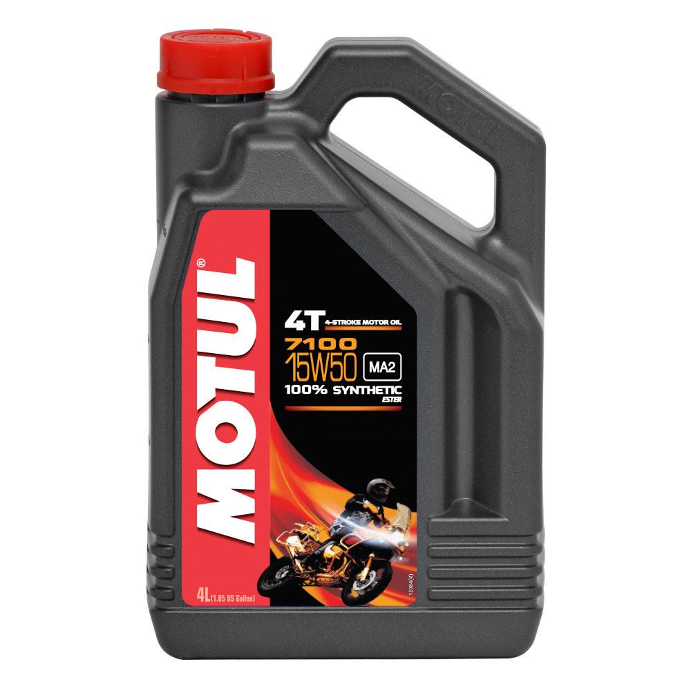 Motul 7100 4T 15w-50 4 L