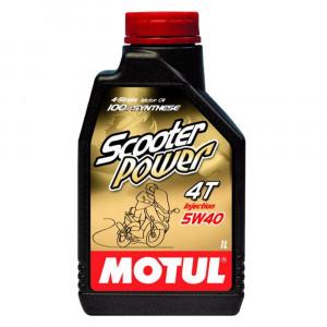 Motul Scooter Power 4T 5w-40 1 L