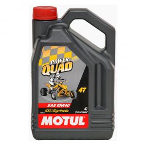 Motul Powerquad 4T 10w-40 4 L