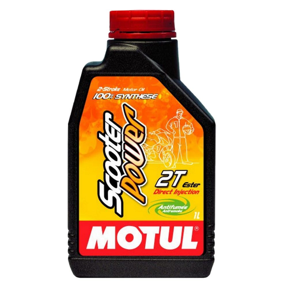 Motul Scooter Power 2T 1 L