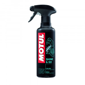 Motul Shine & Go E5 400 ml