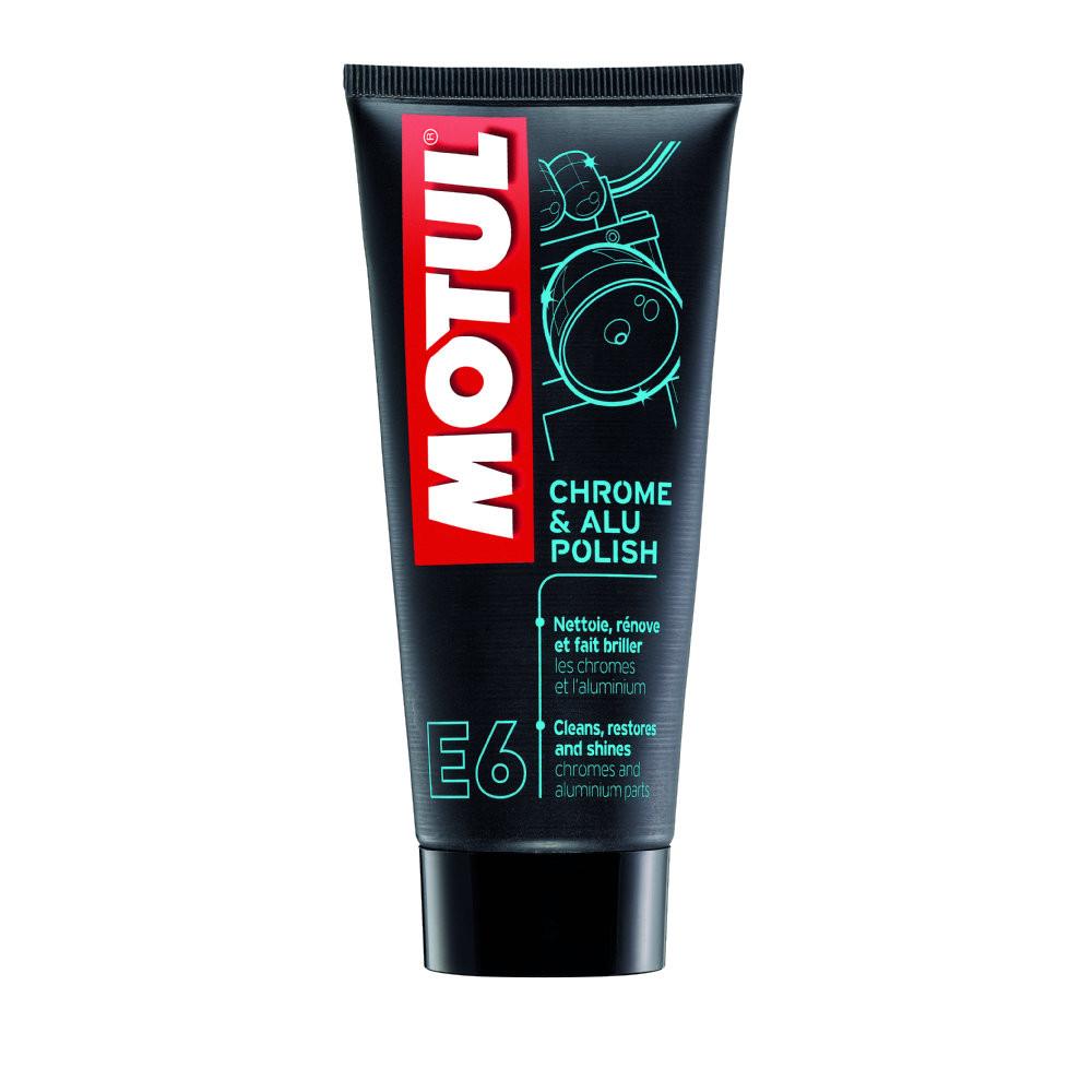 Motul Chrome & Alu Polish E6 100 ml