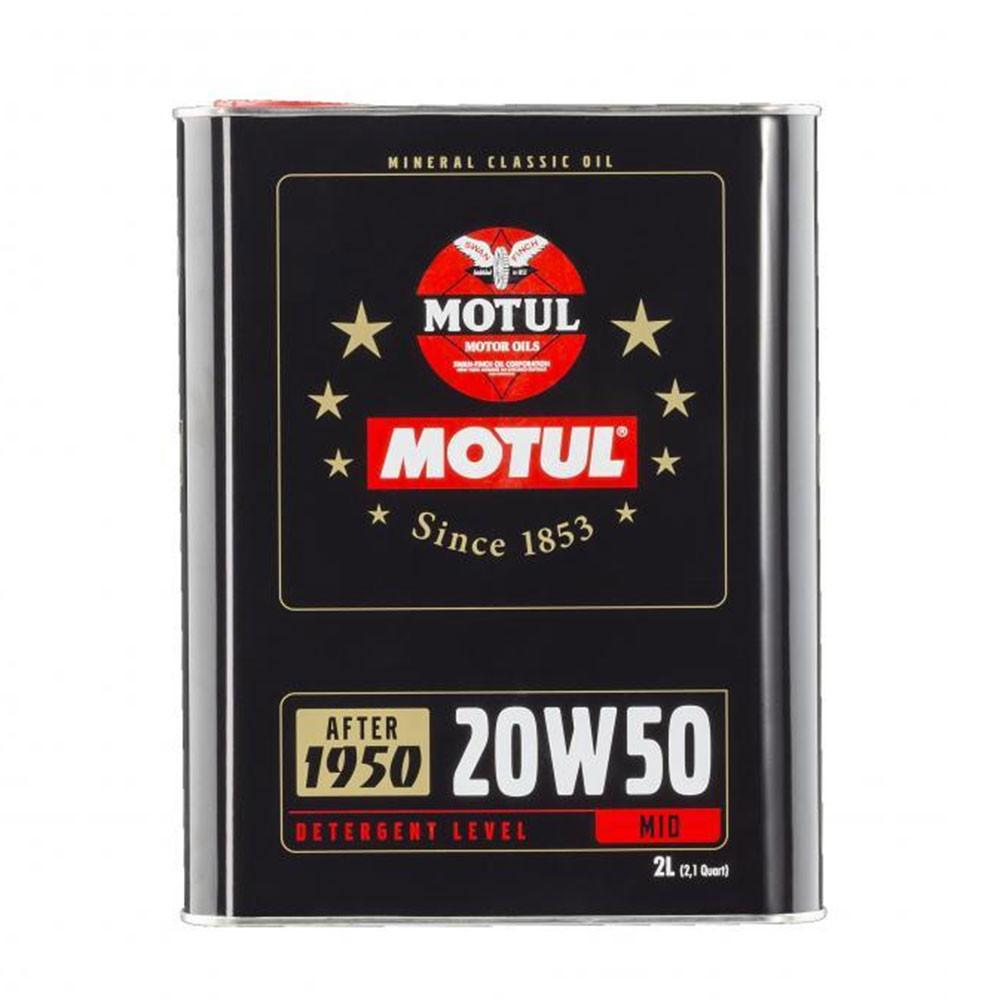 Motul Classic 20w-50 2 L