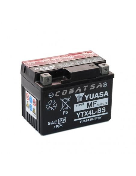 Yuasa Batteri YTX4L-BS