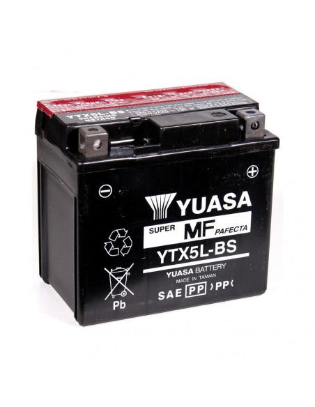 Yuasa Batteri YTX5L-BS