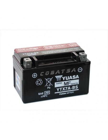 Yuasa Batteri YTX7A-BS