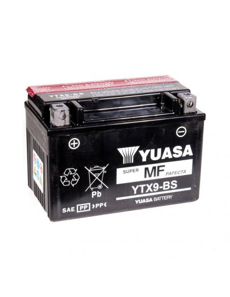 Yuasa Batteri YTX9-BS