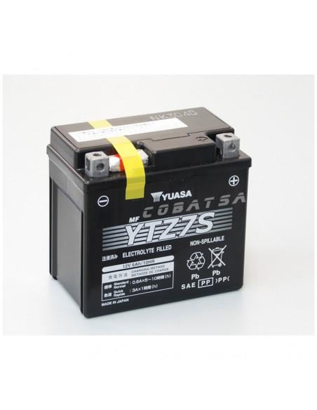 Yuasa Batteri YTZ7S