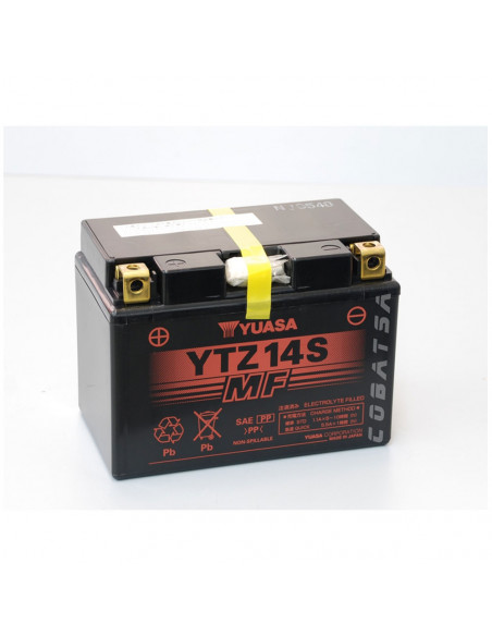 Yuasa Batteri YTZ14S