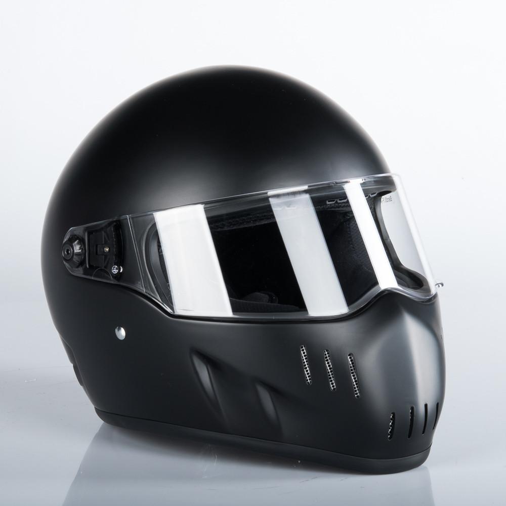 Bandit EXX Mc Hjälm Mattsvart 047c2e4e995ae