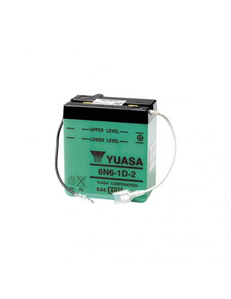 Yuasa Batteri 6N6-3B