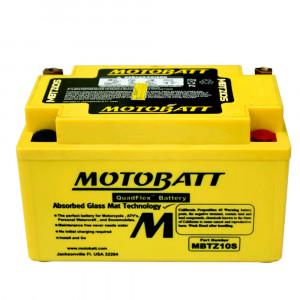 Motobatt MBTZ10S YTZ10S Underhållsfrittt Mc Batteri
