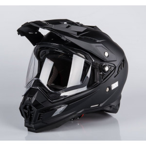 AFX FX-41DS ADVENTURE HELMET FLAT BLACK