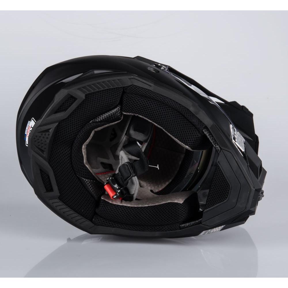 AFX FX-41DS ADVENTURE HELMET FLAT BLACK