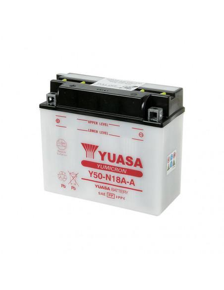 Yuasa Batteri Y50-N18A-A