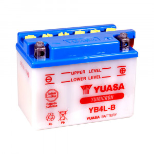 Yuasa Batteri YB4L-B