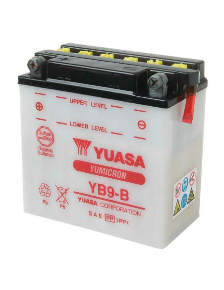 Yuasa Batteri YB9-B