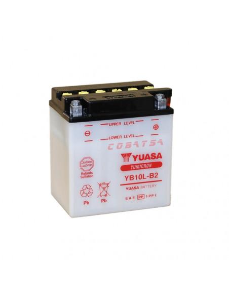 Yuasa Batteri YB10L-B2