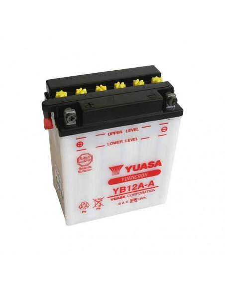 Yuasa Batteri YB12A-A