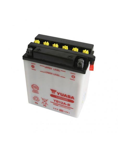 Yuasa Batteri YB12A-B