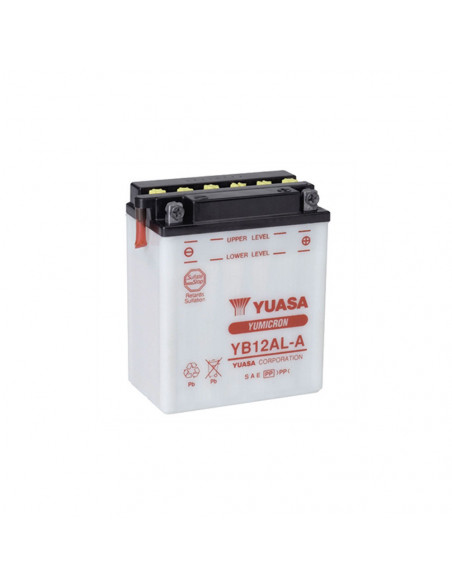 Yuasa Batteri YB12AL-A