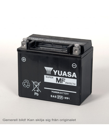 Yuasa Batteri YB14-A2