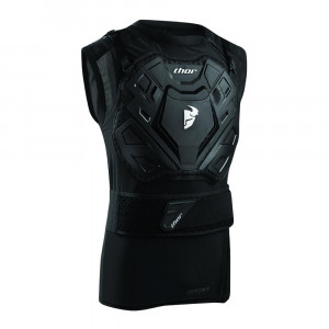 THOR SENTRY VEST OFF ROAD GUARD SVART 2018