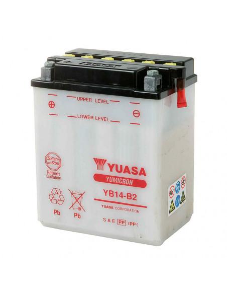 Yuasa Batteri YB14-B2