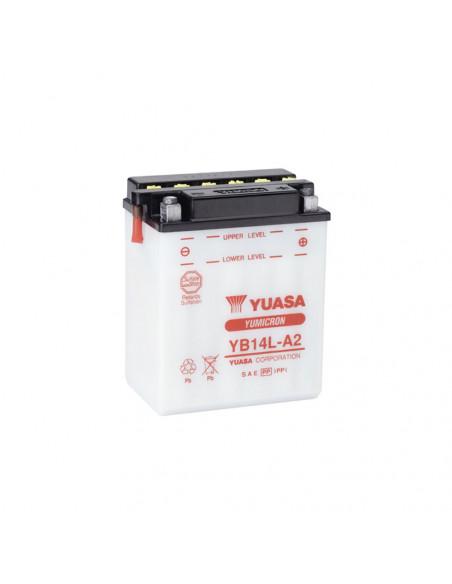 Yuasa Batteri YB14L-A2