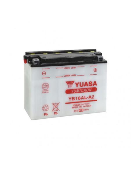 Yuasa Batteri YB16AL-A2