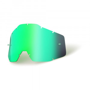GOGGLE LiNS YOUTH grön spegel