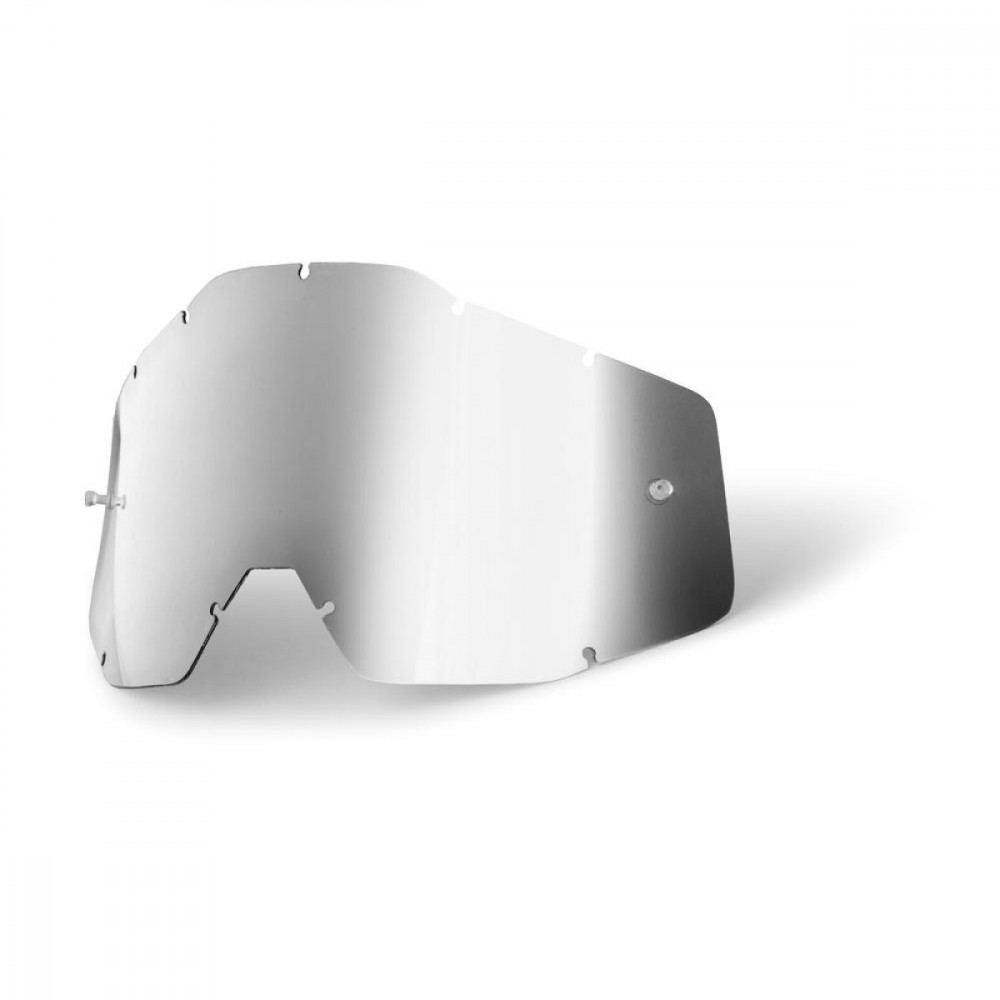 GOGGLE LiNS YOUTH SILVER spegel