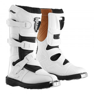 YOUTH BLITZ S6 OFFROAD BOOTS VIT