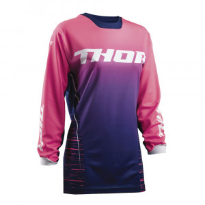 Thor 2018 Women´s Pulse Dashe Blå/Rosa