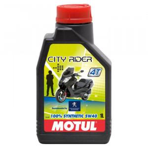 Motul Peugeot City Rider 4T 5w-40 1 L