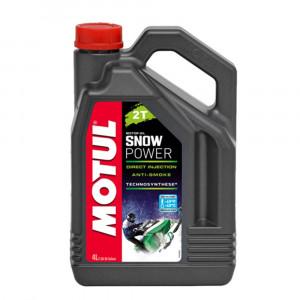 Motul Snowpower 2T 4 L