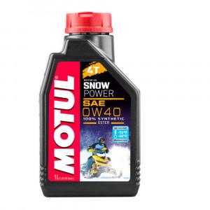 Motul Snowpower 4T 0w-40 1 L