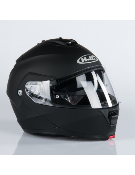 HJC IS-MAX 2 Öppningsbar Mc Hjälm Mattsvart